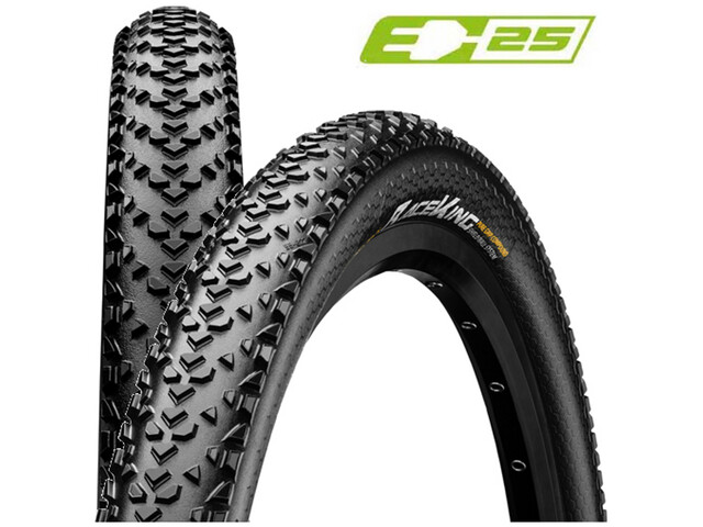 "Continental Race King II Performance 2.0 Folding Tyre 26"" black"
